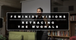 AAWWTV: Feminist Visions with Morehshin Allahyari, Ruby Lal, Shahzia Sikander & Harris Chowdhary