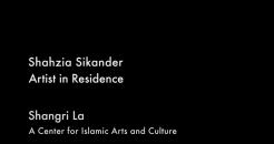 Doris Duke's Shangri La: Shahzia Sikander