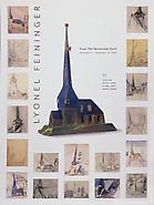 Lyonel Feininger From the Gelmeroda Cycle 1901-1921
