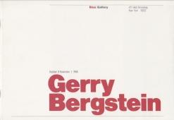 Gerry Bergstein