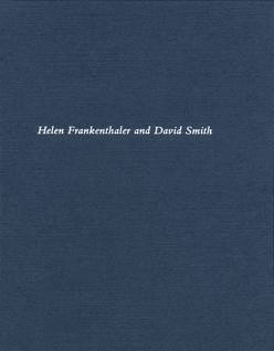 Helen Frankenthaler and David Smith