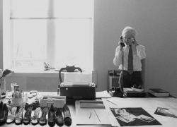 Two Days in the Life of Andy Warhol