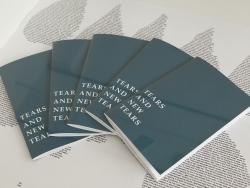 Book Launch: Josef Strau: Tears and New Tears