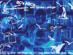 BC's ABCs with Sylvère Lotringer