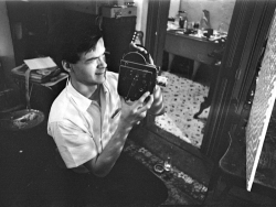 Screening and Concert: Tony Conrad: Completely in the Present