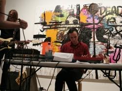 Stinky Sunblad, Stefan Tcherepnin & Marten Holmberg Perform