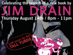 Jim Drain Book Launch
