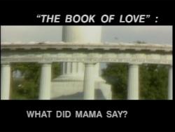 Screening: Tony Cokes: The Book of Love