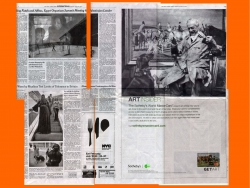 Works on Paper & Ricci Albenda