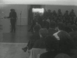 Screening: Dan Graham and Glenn Branca: Collaborations