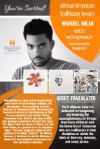 Wardell Milan: Recipient of the African American Trailblazer Award
