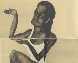 Sandra Vásquez de la Horra at VNH Gallery, Paris - Los Misterios