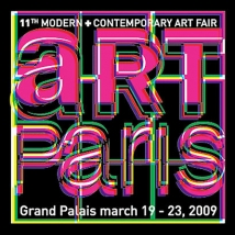 David Nolan to exhibit at Art Paris 2009
