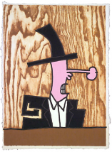 Carroll Dunham Prints: A Survey