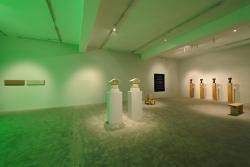 Ian Hamilton Finlay at Sfeir-Semler Gallery, Beirut
