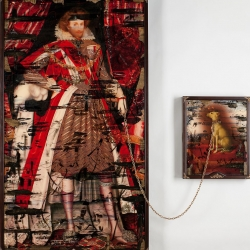 Magidson Merges Renaissance With 3-D in New Works at UNIX Gallery Houston