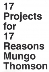 17 Projects for 17 Reasons, 2003