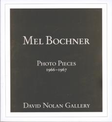 Mel Bochner