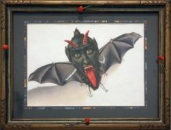 Charles Marsh, 'Devil Bat,' c. 1990
