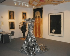 ADAA Art Show at the Park Avenue Armory: Lesley Dill: A Survey of Work from 1991-2006