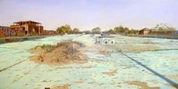 Andrew Lenaghan: New Paintings