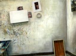 Amer Kobaslija: Large Scale Studio Paintings