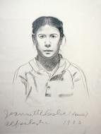 Alfred Leslie, 'Jeannette Leslie (Nennie),' 1983