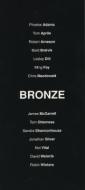 November - December 'Bronze' 1991 Exhibition Announcement