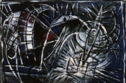 Carlos Alfonzo Paintings and Works on Paper, 1987-1991