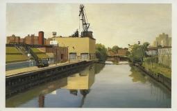 Andrew Lenaghan: Small Paintings of Brooklyn