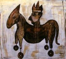 Caballos-Political Animals