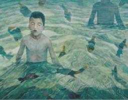 New Water Paintings