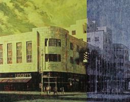 Cheerless Cities: Gustavo Acosta's Paintings