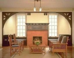 Vassar College Kautz Admission House