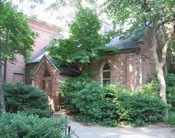 Laughlin Hall at St. Luke's Church