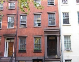 Bank Street Townhouse