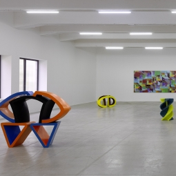 George Sugarman on view at Consortium Museum; Dijon, France