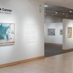 Nicolas Carone Solo Exhibition at Boca Museum of Art