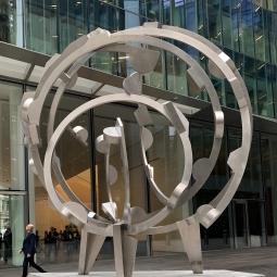 "Joel Perlman ""Roundhouse"" at The Scalpel, London"