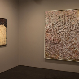 Jean Dubuffet & Larry Poons: Material Topographies