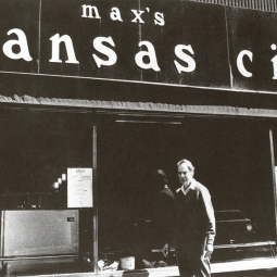 Artists at Max's Kansas City 1965-1974