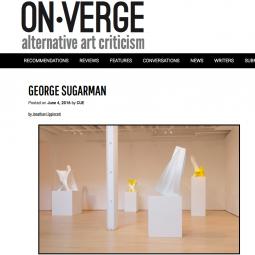 George Sugarman by Jonathan Lippincott in On-Verge