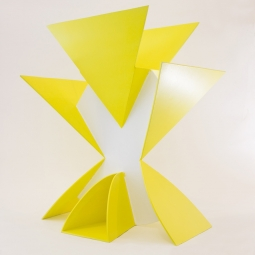 George Sugarman: Painted Sculpture
