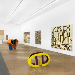 George Sugarman at MAMCO, Geneva in group show: Pattern, Decoration & Crime