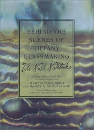 Behind the Scenes of Tiffany Glassmaking