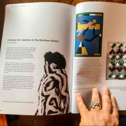 Byron Arts Magazine