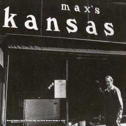 Artists at Max's Kansas City 1965-1974