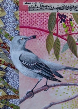 """Louisiana Aviary"" | Krista Roche, Nancie Roark, Juli Juneau, Sergio Alvarez"
