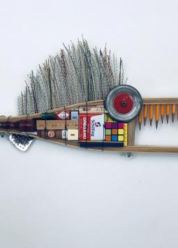 """July Group Exhibition"" | STEPHEN PALMER, DAVID LUMPKIN, SUZANNE BRINKER, KATYA"