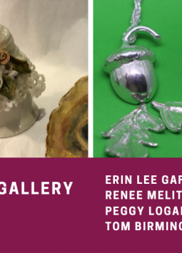 Group Exhibition: Erin Lee Gafill, Renee Melito, Peggy Logan, Tom Birmingham